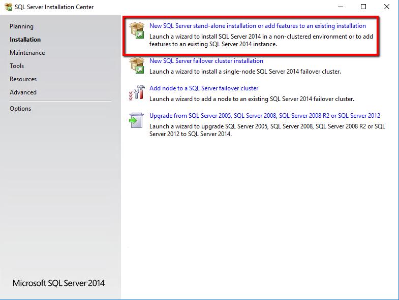 SQL Server 2014 - Verified Publisher