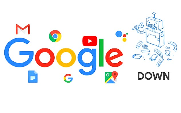 Google Down image