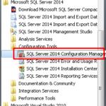 SQLServer_ConfigurationManager